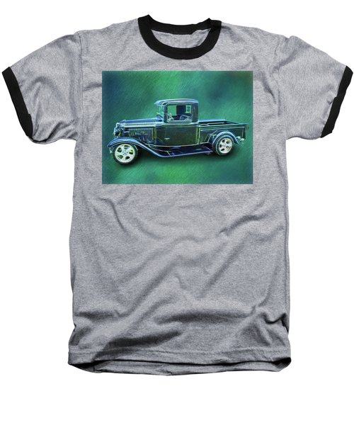 1934 Ford Pickup Baseball T-Shirt