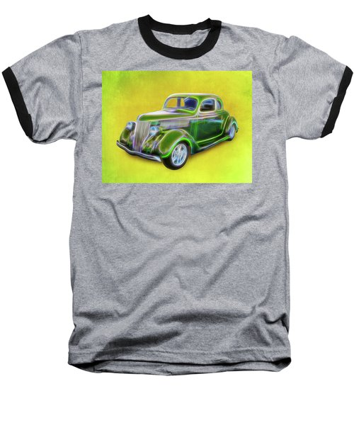 1936 Green Ford Baseball T-Shirt