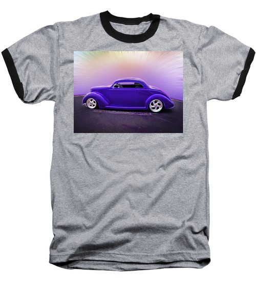 1937 Ford Coupe Baseball T-Shirt