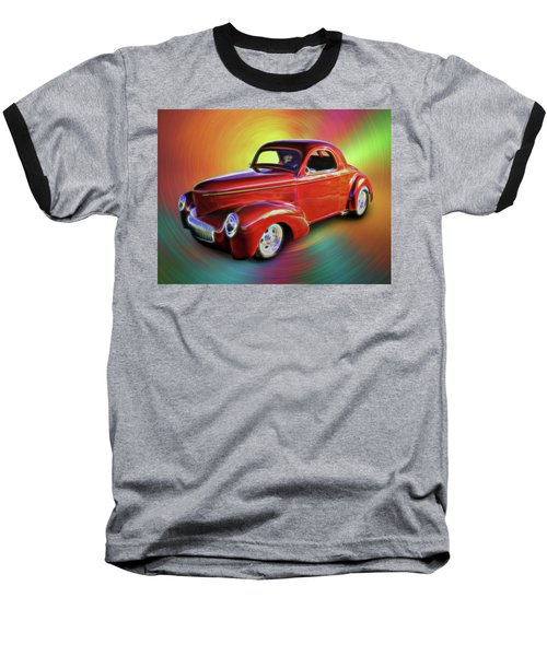 1941 Willis Coupe Baseball T-Shirt