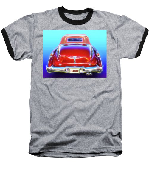 1949 Buick Cruiser Baseball T-Shirt