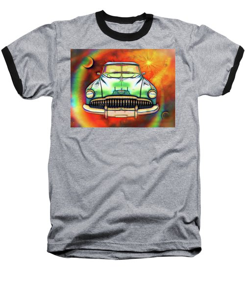 1949  Buick Headon Baseball T-Shirt