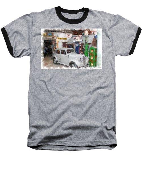 1950s Garage Baseball T-Shirt