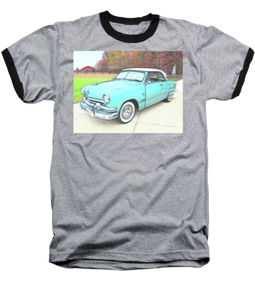 1951 Ford Baseball T-Shirt