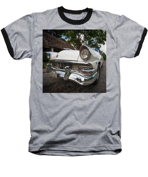 1953 Cuba Classic Baseball T-Shirt
