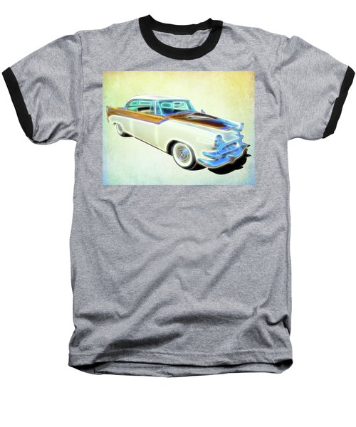 1956 Dodge Royal Baseball T-Shirt