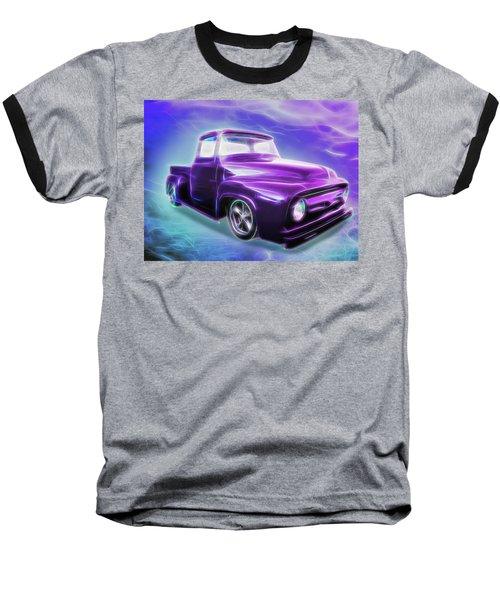 1956 Ford Truck Baseball T-Shirt