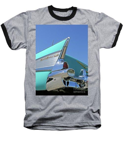 1957 Chevy Baseball T-Shirt