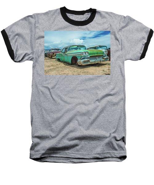 1958 Oldsmobile Super 88 Baseball T-Shirt