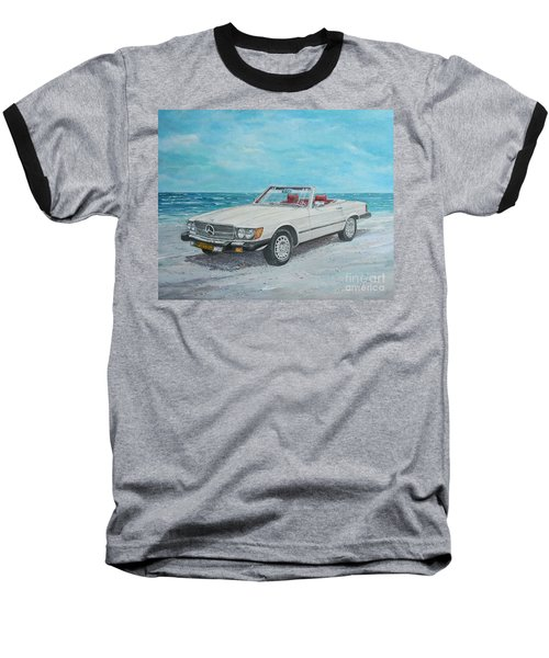 1979 Mercedes 450 Sl Baseball T-Shirt