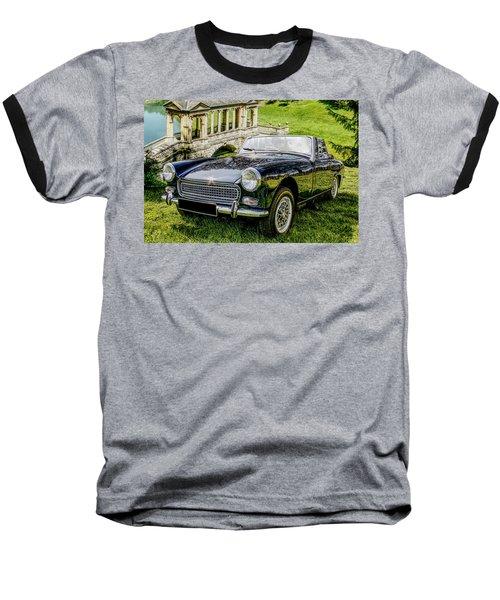 Austin Healey Sprite Baseball T-Shirt