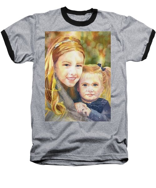Belle And Maddie Baseball T-Shirt