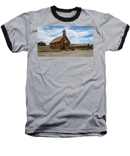 Bodie Church Baseball T-Shirt