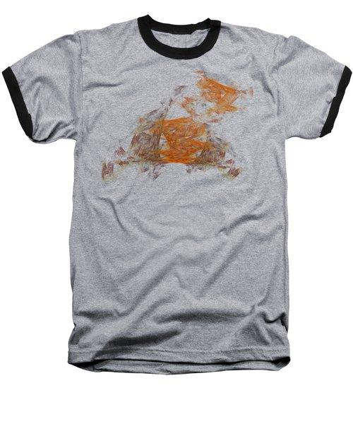 Coming Undone Baseball T-Shirt