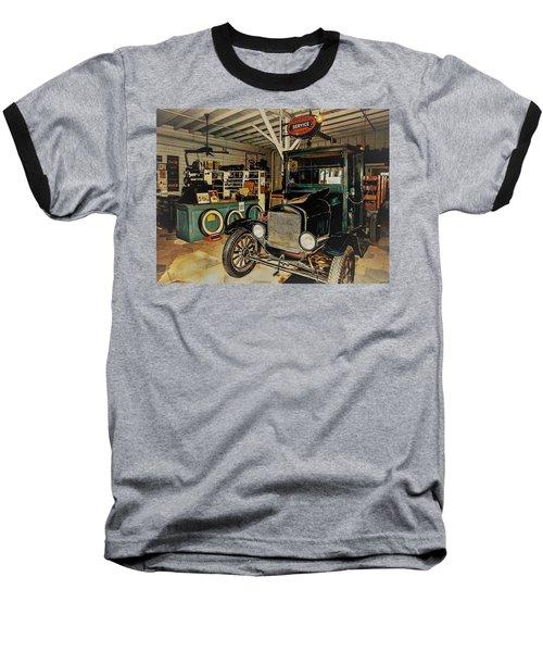 My Garage Baseball T-Shirt
