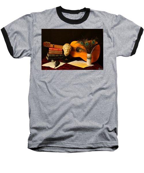 The Arts Baseball T-Shirt