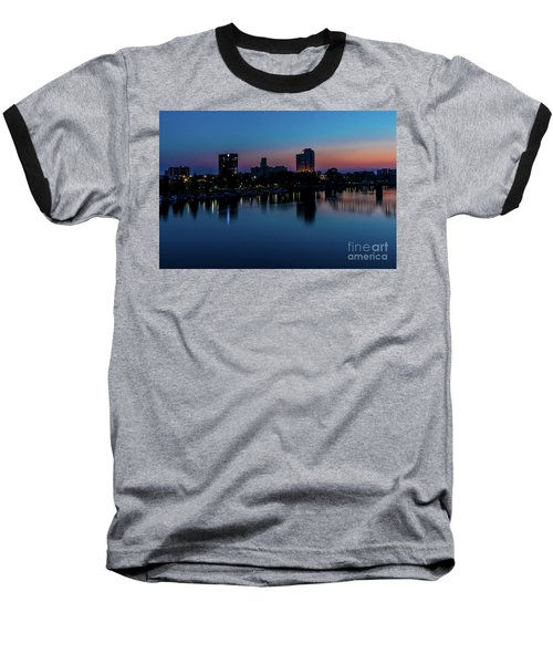 Augusta Ga - Savannah River Baseball T-Shirt