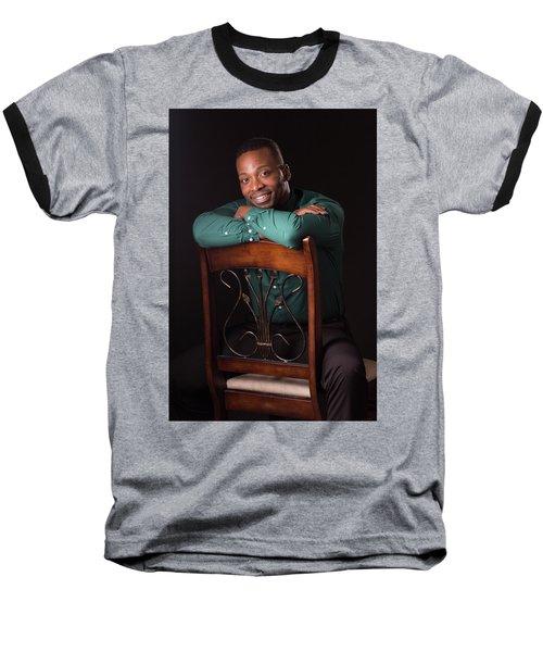 Portraits Baseball T-Shirt