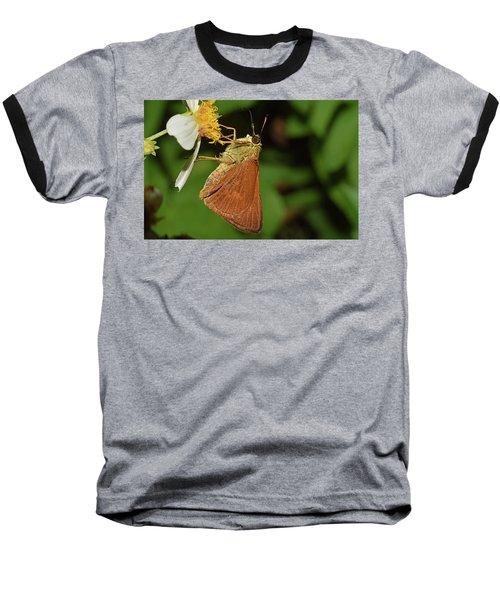 Skipper Butterfly Baseball T-Shirt