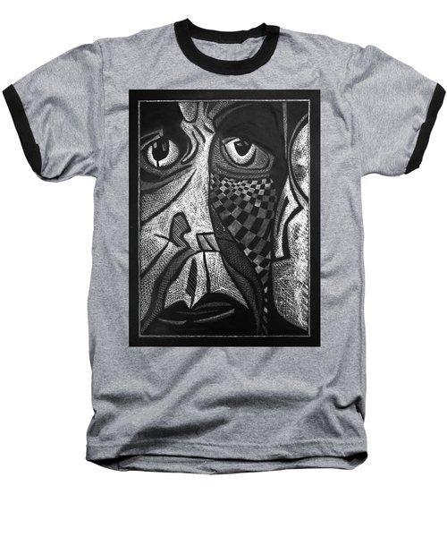 Weary. Baseball T-Shirt