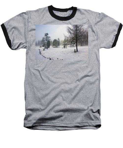 30/01/19  Rivington. Memorial Arboretum. Baseball T-Shirt