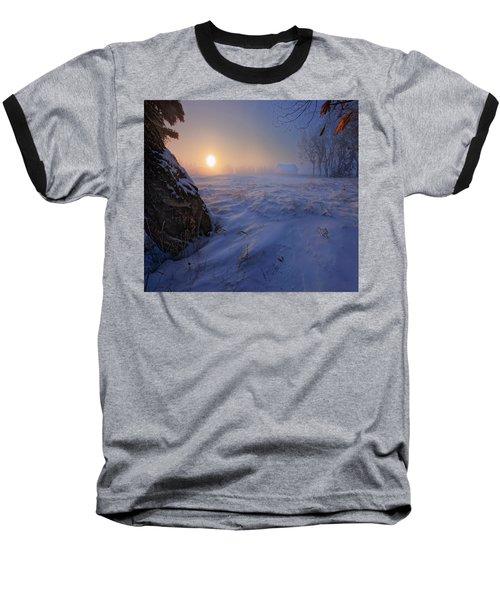 -30 Celsius Baseball T-Shirt