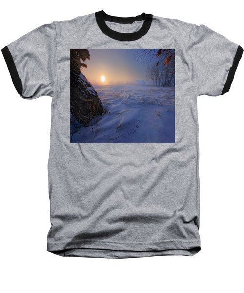 -30 Celsius Baseball T-Shirt