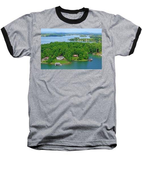 Smith Mountain Lake, Va. Baseball T-Shirt