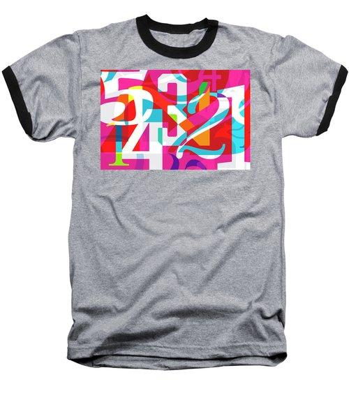 54321 Baseball T-Shirt