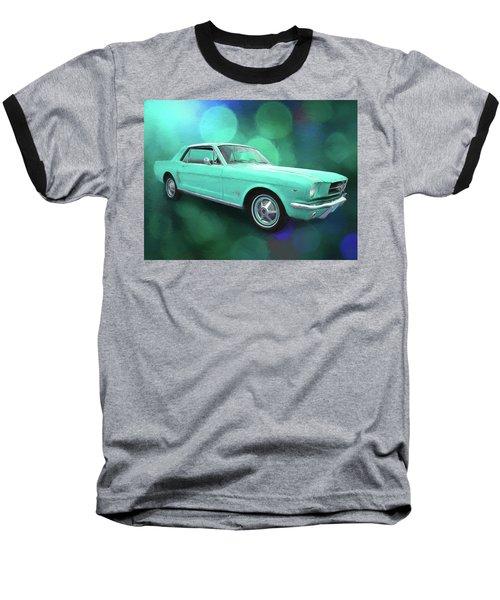 65 Mustang Baseball T-Shirt