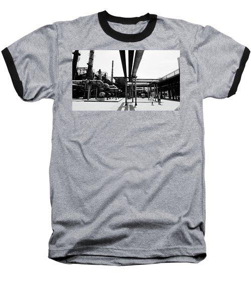 798 Art Zone Baseball T-Shirt