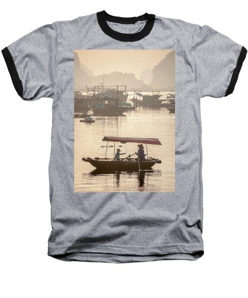 Ha Long Bay Baseball T-Shirt