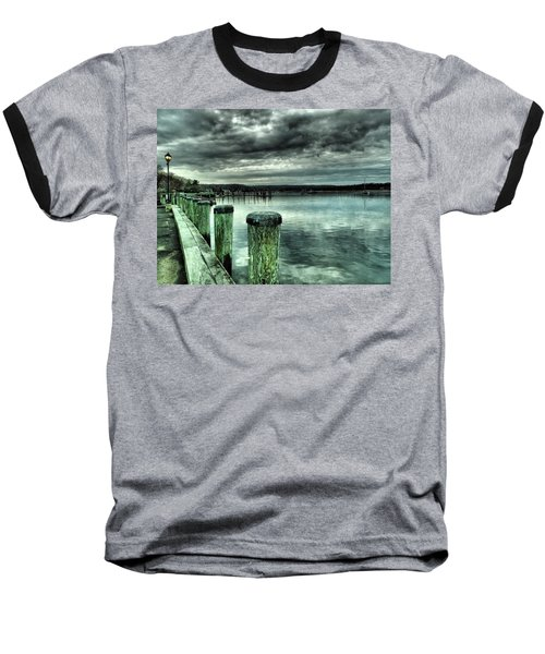 Northport Dock Baseball T-Shirt
