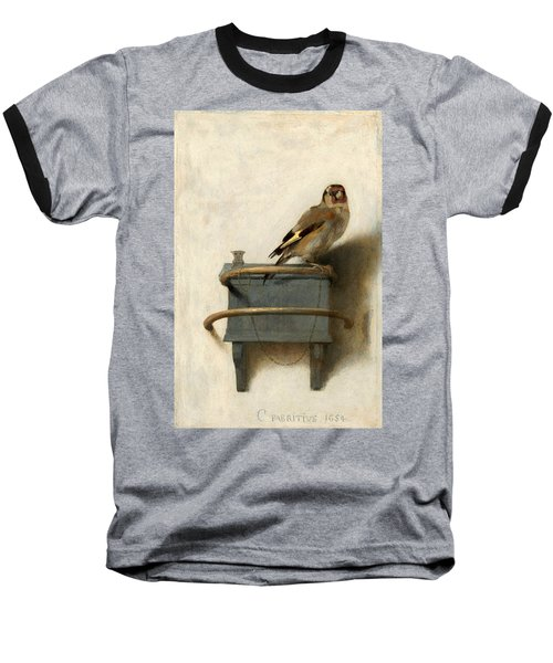 The Goldfinch Baseball T-Shirt