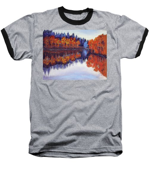 A Brisk Morning Baseball T-Shirt