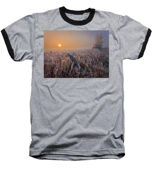 A Crisp October Morning Baseball T-Shirt