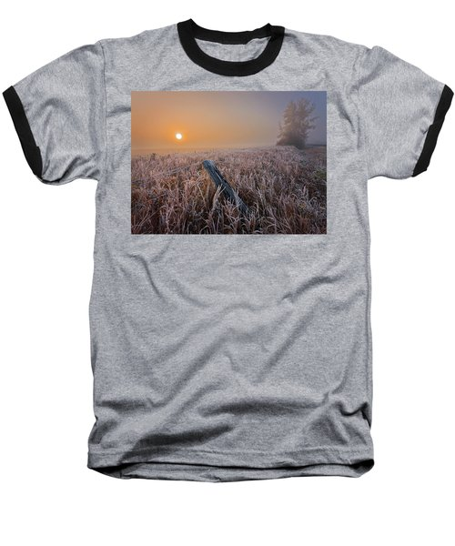 A Crisp October Morning Baseball T-Shirt