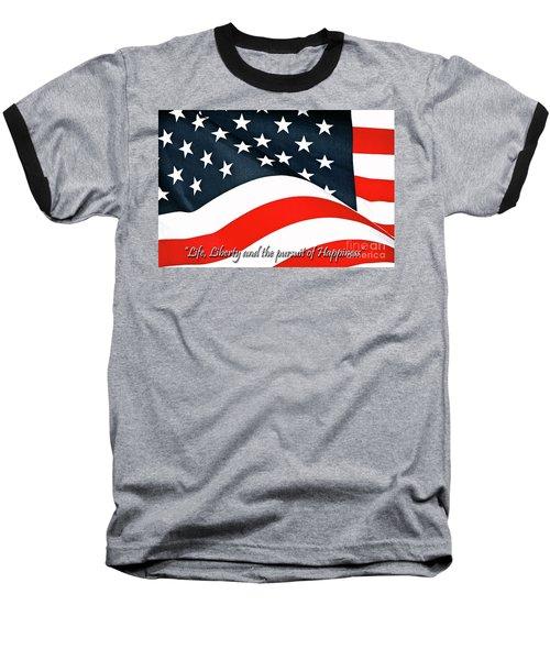 A Declaration Baseball T-Shirt