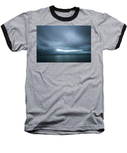A Hole In The Sky Baseball T-Shirt