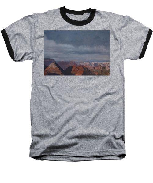 A Little Rain Over The Canyon Baseball T-Shirt