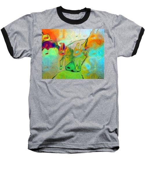 A Message For Miro Baseball T-Shirt