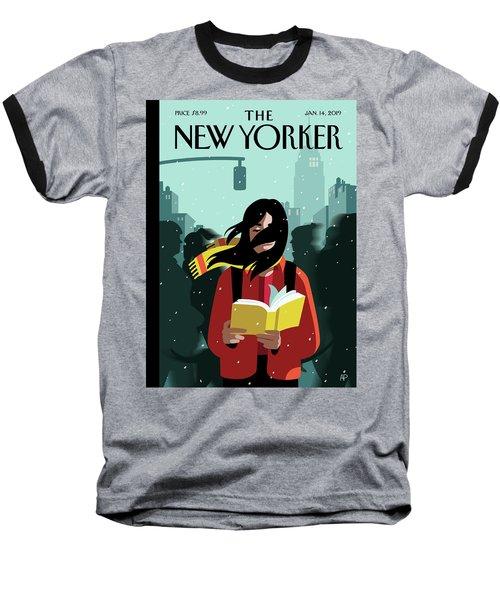A New Leaf Baseball T-Shirt