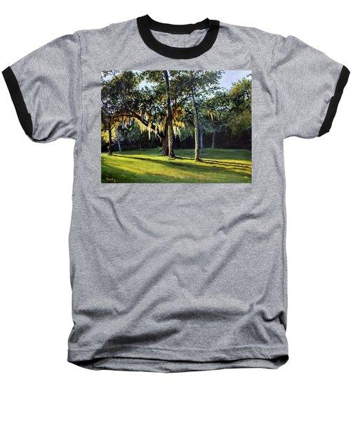 A New Sunset Baseball T-Shirt