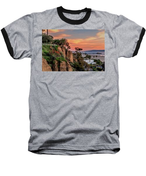 A Nice Evening In The Park Baseball T-Shirt