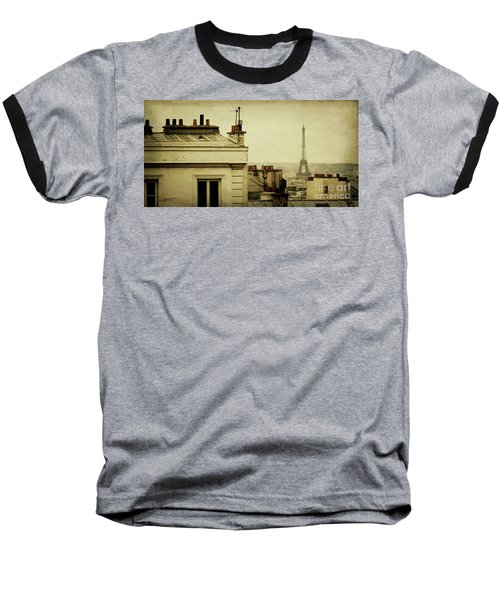 A Room With A View Baseball T-Shirt