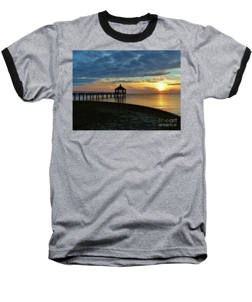 A Sense Of Place Baseball T-Shirt