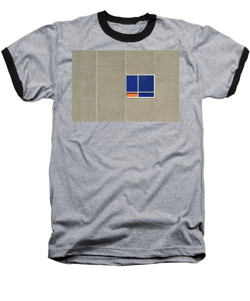 A Splash Of Orange Baseball T-Shirt