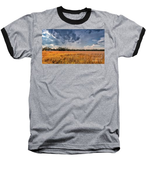 A Storm Is Coming Baseball T-Shirt