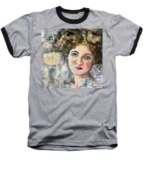 A Time Gone By Baseball T-Shirt