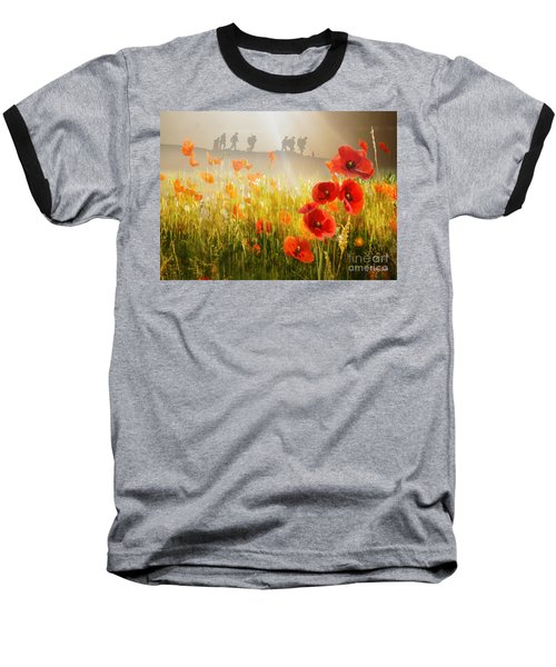 A Time To Remember Baseball T-Shirt